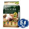 SOLVIDA ソルビダ 室内飼育成犬用 小粒 5.8kg ソルビダ(SOLVIDA)【正規品】【送料無料】【オーガニック】【ポイント20倍】