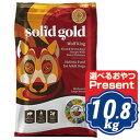 ソリッドゴールド ウルフキング 10.8kg 大型犬用ドッグフード SOLID GOLD