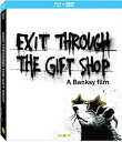 楽天RGB DVD STORE/SPORTS&CULTURESALE OFF!新品北米版Blu-ray!Exit Through the Gift Shop!