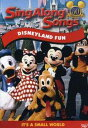 楽天RGB DVD STORE/SPORTS&CULTURESALE OFF!新品北米版DVD!【ディズニーと歌おう】 Disney's Sing Along Songs: Disneyland Fun - It's a Small World!