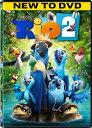 SALE OFF!新品北米版DVD!Rio 2!<『ブルー 初めての空へ』の続編>