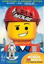 SALE OFF!新品北米版Blu-ray 3D!【LEGO(R)ムービー 3D<フィギュア付き限定盤>】 The LEGO Movie [Blu-ray 3D/Blu-ray/DVD]!