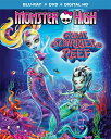 SALE OFF!新品北米版Blu-ray!【モンスター・ハイ Great Scarrier Reef】 Monster High: Great Scarrier Reef [Blu-ray/DVD]!