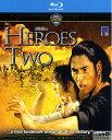 SALE OFF!新品北米版Blu-ray!【嵐を呼ぶドラゴン】 Heroes Two [Blu-ray]!
