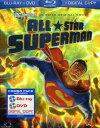 SALE OFF!新品北米版Blu-ray!【オールスター・スーパーマン】 All-Star Superman (Blu-ray+DVD)!