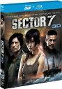 SALE OFF!新品北米版Blu-ray!【第7鉱区】 Sector 7 [3-D Blu-ray+Blu-ray]!