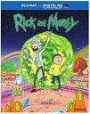 SALE OFF!新品北米版Blu-ray!【リック・アンド・モーティ シーズン1】 Rick and Morty: Season 1 [Blu-ray]!