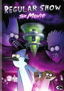 SALE OFF!新品北米版DVD!Cartoon Network: Regular Show The Movie!<レギュラーSHOW〜コリない2人〜>