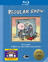 SALE OFF!新品北米版Blu-ray!Cartoon Network: Regular Show Season 1 & Season 2 [Blu-ray]!<レギュラーSHOW〜コリない2人〜>