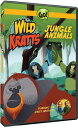 SALE OFF!新品北米版DVD!Wild Kratts: Jungle Animals!<ワイルド・クラッツ>