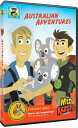 SALE OFF!新品北米版DVD!Wild Kratts: Australian Adventures!<ワイルド・クラッツ>
