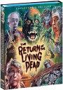 新品北米版Blu-ray!【バタリアン】 The Return Of The Living Dead [Collector's Edition] [Blu-ray]!<ダン・オバノン監督作品>