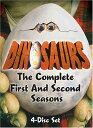 新品北米版DVD!【恐竜家族 シーズン1&シーズン2】 Dinosaurs - The Complete First and Second Seasons!