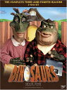 新品北米版DVD!【恐竜家族 シーズン3&シーズン4】 Dinosaurs - The Complete Third and Fourth Seasons!