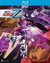 新品北米版Blu-ray!【機動戦士ガンダムZZ】【2】第22話〜最終第47話!