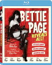 新品北米版Blu-ray!Bettie Page Reveals All [Blu-ray]!<ベティ・ペイジ>