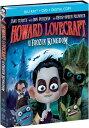 SALE OFF!新品北米版Blu-ray!Howard Lovecraft And The Frozen Kingdom [Blu-ray/DVD]!