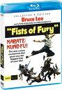 ■予約■SALE OFF!新品北米版Blu-ray!【ドラゴン危機一発】 Fists Of Fury: Collector's Edition [Blu-ray...