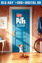 SALE OFF!新品北米版Blu-ray!【ペット】 The Secret Life of Pets [Blu-ray/DVD]!