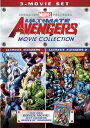 SALE OFF!新品北米版DVD!【アベンジャーズ】 Ultimate Avengers Movie Collection (Ultimate Avengers / Ultimate Avengers 2 / New ..