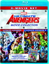 SALE OFF!新品北米版Blu-ray!【アベンジャーズ】 Ultimate Avengers Movie Collection (Ultimate Avengers / Ultimate Avengers 2 / ..