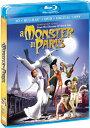 SALE OFF!新品北米版Blu-ray 3D!【モンスター・イン・パリ 響け!僕らの歌声 3D】 A Monster In Paris [3D Blu-ray/Blu-ray/DVD]!