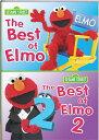 SALE OFF!新品北米版DVD!【セサミ・ストリート】 Sesame Street: Best of Elmo Vol.1 & Vol.2!