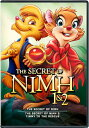 SALE OFF!新品北米版DVD!<『ニムの秘密』+『ニムの秘密2』> The Secret of Nimh 1 & 2!