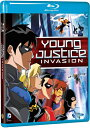SALE OFF!新品北米版Blu-ray!【ヤング・ジャスティス インベーション(シーズン2)】 Young Justice: Invasion (Season 2) [Blu-ray]!