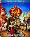 SALE OFF!新品北米版Blu-ray!【ザ・ブック・オブ・ライフ】 The Book of Life [Blu-ray/DVD]!<ギレルモ・デル・トロ プロデュース>
