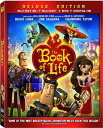 SALE OFF!新品北米版Blu-ray 3D!【ザ・ブック・オブ・ライフ 3D】 The Book of Life [Blu-ray 3D/Blu-ray/DVD]!<ギレルモ・デル・..