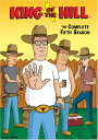 SALE OFF!新品北米版DVD!【キング・オブ・ザ・ヒル:シーズン5】 King of the Hill - The Complete 5th Season!