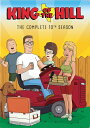 SALE OFF!新品北米版DVD!【キング・オブ・ザ・ヒル:シーズン10】 King of the Hill - The Complete 10th Season!
