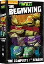 SALE OFF!新品北米版DVD!【ティーンエイジ・ミュータント・ニンジャ・タートルズ シーズン1】 Teenage Mutant Ninja Turtles: Season 1!