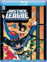 SALE OFF!新品北米版Blu-ray!【ジャスティス・リーグ:コンプリートシリーズ】 Justice League Unlimited: The Complete Series [Blu..