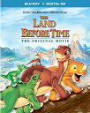 SALE OFF!新品北米版Blu-ray!【リトルフットの大冒険/謎の恐竜大陸】 The Land Before Time [Blu-ray]!