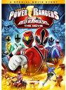 楽天RGB DVD STORE/SPORTS&CULTURESALE OFF!新品北米版DVD!【パワー・レンジャー】 Power Rangers: Clash of the Red Rangers - The Movie!