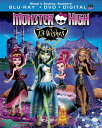 SALE OFF!新品北米版Blu-ray!【モンスターハイ 13 Wishes】 Monster High: 13 Wishes [Blu-ray/DVD]!