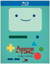 SALE OFF!新品北米版Blu-ray!【アドベンチャー・タイム シーズン3】 Adventure Time: The Complete Third Season [Blu-ray]!