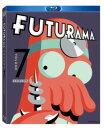 SALE OFF!新品北米版Blu-ray!【フューチュラマ】Futurama Vol. 7 [Blu-ray]!