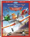 SALE OFF!新品北米版Blu-ray!【プレーンズ】 Planes [Blu-ray/DVD Combo]!