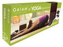GAIAM(ガイアム ヨガマット)Yoga Beginners Kit<マット/ストラップ/ブロック>