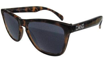 Dang Shades Light Tortoise Frame x Black for SUNNY オリジナル・レコメンデット・バイ・ウェザー・シリーズ<ダン・シェイディーズ>