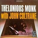 新品<LP> Thelonious Monk With John Coltrane / Thelonious Monk With John Coltrane