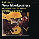 新品<LP> Wes Montgomery / Full House