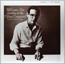 新品<LP> Bill Evans Trio / Sunday At The Village Vanguard