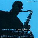 新品<LP> Sonny Rollins / Saxophone Colossus
