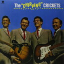 新品<LP> Buddy Holly / The Chirping Crickets + 4 Bonus Tracks