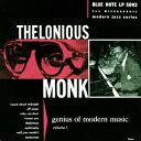 新品<LP> Thelonious Monk / Genius of Modern Music 1