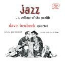 新品<LP> Dave Brubeck / Jazz At The College Of The Pacific